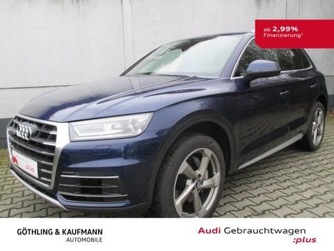 Audi Q5 50 TDI qu Design tiptro 210kW