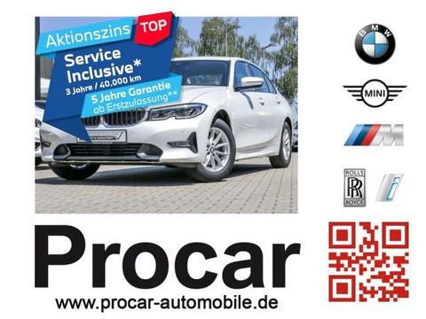 BMW 320 d Sport Line Innovationsp Sport