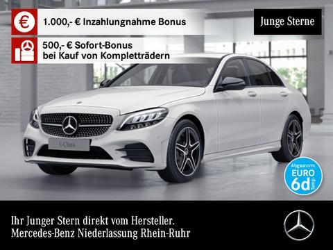 Mercedes-Benz C 200 d AMG Night Sitzkomfort