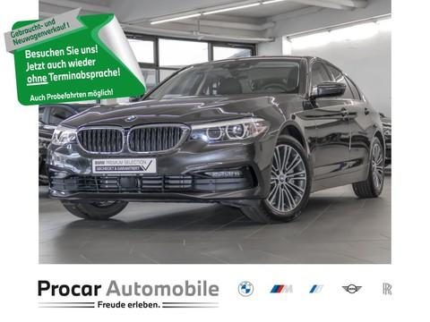 BMW 530 i xDrive Sport Line LiveCpPro Parkass 18