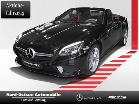 Mercedes SLC 180 Sportpaket