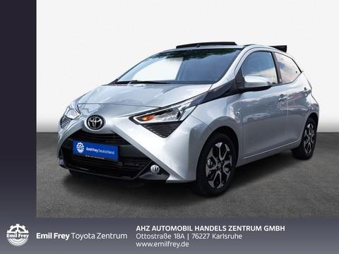 Toyota Aygo x-play Team D open SKY