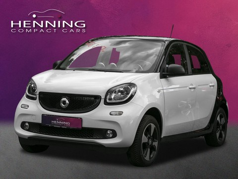 smart ForFour passion (52kW)
