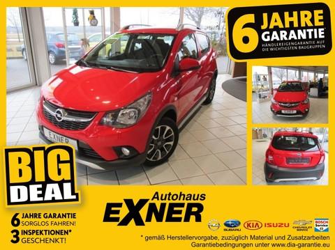 Opel Karl 1.0 Rocks äder