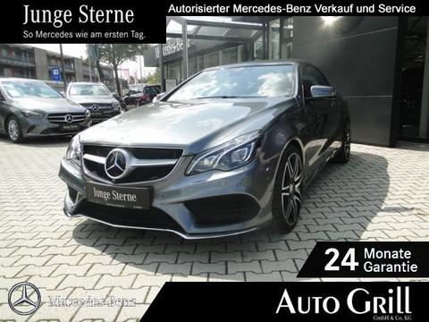 Mercedes-Benz E 500 Cabrio AMG ILSLed Logic7