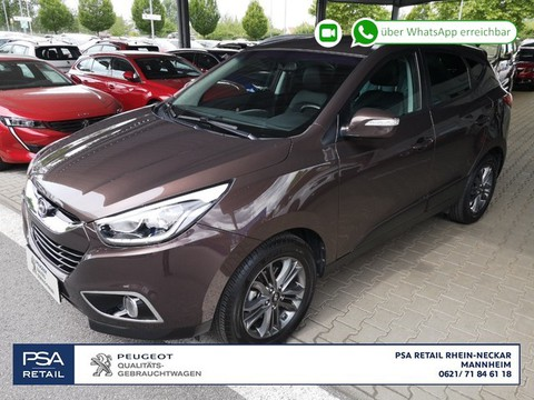 Hyundai ix35 1.6 Fifa World Cup Edition 135 EPH