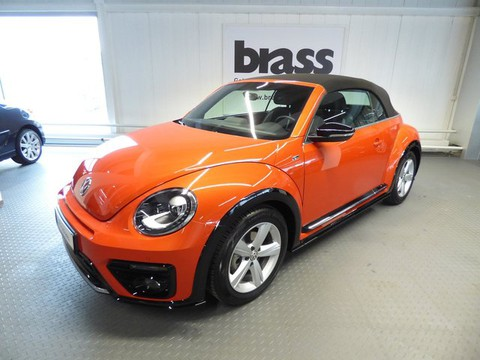 Volkswagen Beetle 1.4 TSI The Cabriolet ( Tech) R-Line