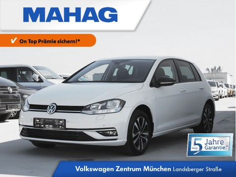 Volkswagen Golf 1.5 TSI VII IQ DRIVE 16Zoll
