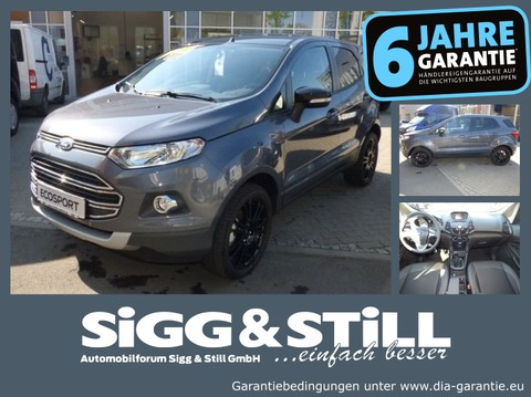 Ford EcoSport 1.0 EcoBoost S Winter