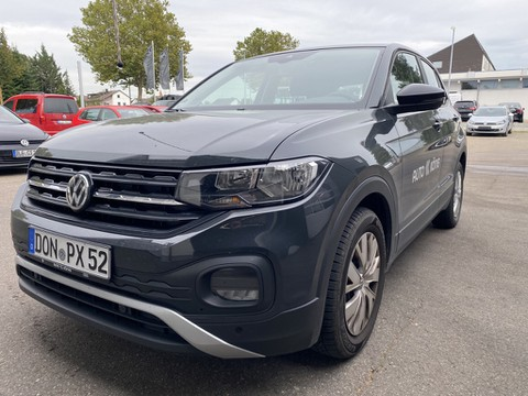 Volkswagen T-Cross 1.0 TSI CONNECT