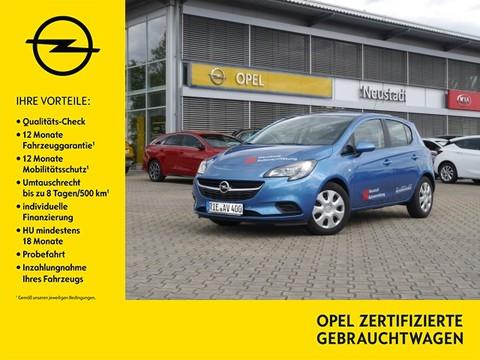 Opel Corsa-e 1.4 Edition Sitz-& Lenkradh Tem