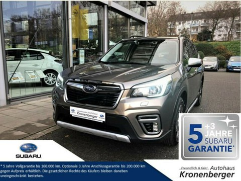 Subaru Forester 2.0 ie Active Lineartronic e-Boxer