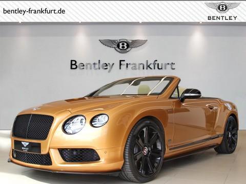 Bentley Continental GTC V8 S UNIKAT von BENTLEY