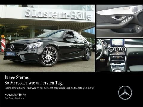 Mercedes C 400 AMG Night COM Burm Go