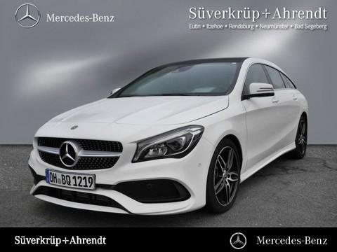 Mercedes CLA 200 SB d AMG-Line Spur-P