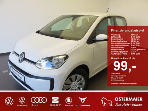Volkswagen up 1.0 l MOVE up 60PS CLIMATIC ELEK