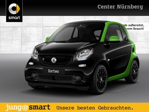 smart ForTwo coupé 60kWed prime Sport