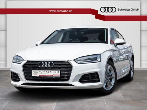 Audi A5 Sportback 40TDI quattro S-tro