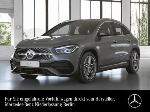Mercedes-Benz GLA 220 d AMG Laderaump Spurhalt