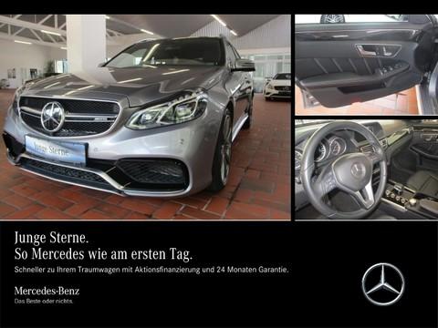 Mercedes E 63 AMG S T Avantgarde