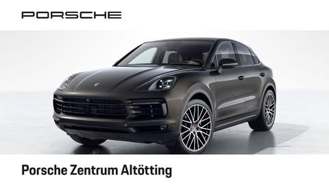 Porsche Cayenne Coupé   Abstandsregeltempostat  