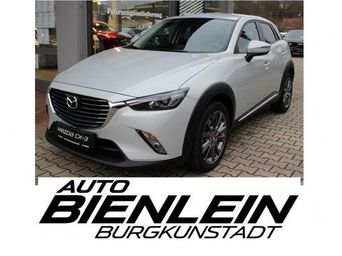 Mazda CX-3 2.0 120PS Kizoku Intense