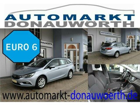 Opel Astra 1.6 ST Edition