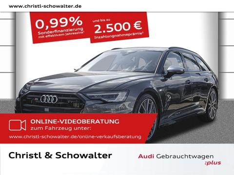 Audi S6 Avant TDI quat 4ZAC