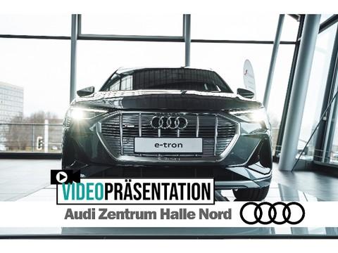 Audi e-tron S line 50 quattro A