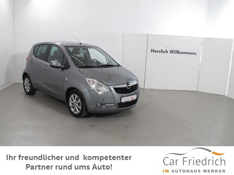 Opel Agila 1.2 Edition Automatik