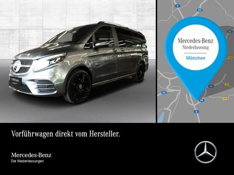 Mercedes-Benz V 250 d lang Edition AMG
