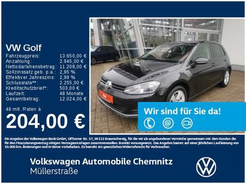 Volkswagen Golf 1.4 TSI VII Lounge Lightassist