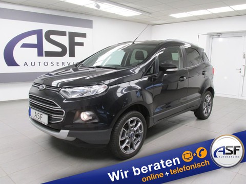 Ford EcoSport Titanium # # #