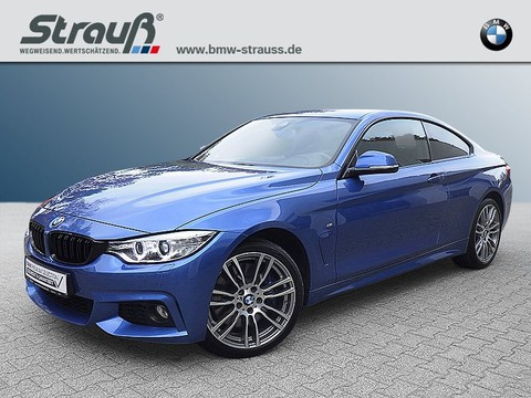 BMW 428 i xDrive Coupé