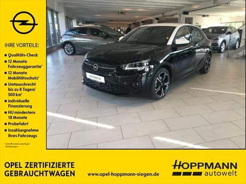 Opel Corsa F Line Automatik
