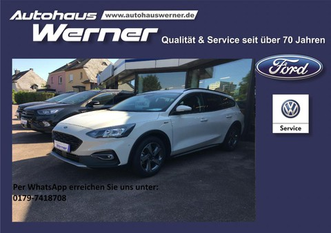 Ford Focus 1.5 EcoBoost Active (EURO 6d-)