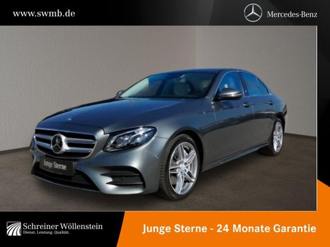 Mercedes-Benz E 350 d AMG Sitzklima COM Wide °