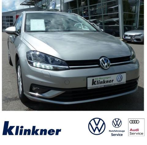Volkswagen Golf Trendline Front Sitz