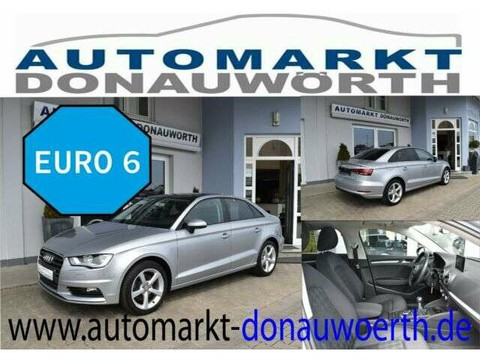 Audi A3 2.0 TDI Limousine Attraction PanoDach