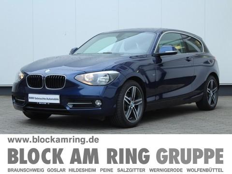 BMW 125 i 3T SportLine (Sportpaket)