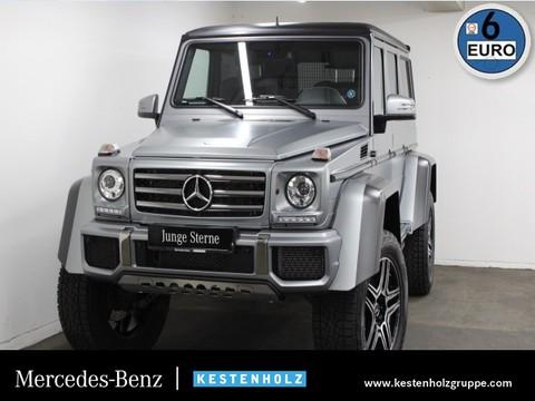 Mercedes-Benz G 500 TV DESIGNO