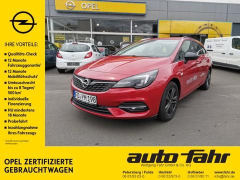 Opel Astra K Sports Tourer Opel 2020 beheiz Frontscheibe Sitze Lenkrad