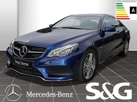 Mercedes-Benz E 350 d AMG-Styling