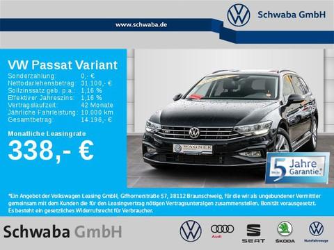 Volkswagen Passat Variant 2.0 TDI Business R-Line 8-fach