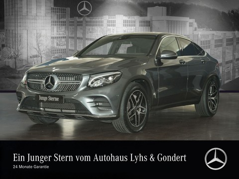 Mercedes GLC 350 d Coupé AMG Carbon Burmester