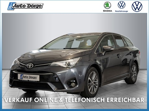 Toyota Avensis 2.0 D-4D BUISNESS EDITION