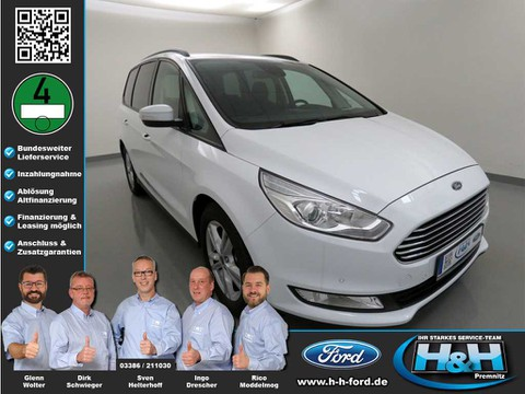 Ford Galaxy 2.0 EcoBlue Business Edition