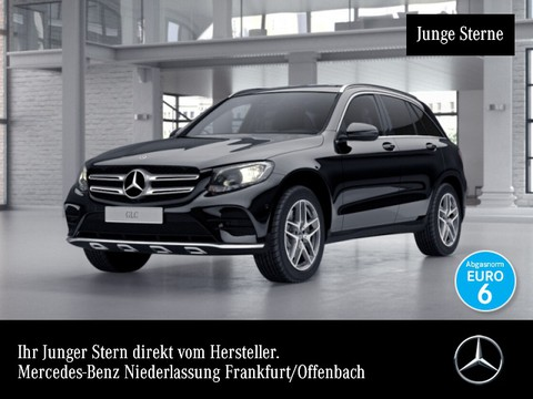 Mercedes-Benz GLC 220 d AMG Easy-Pack