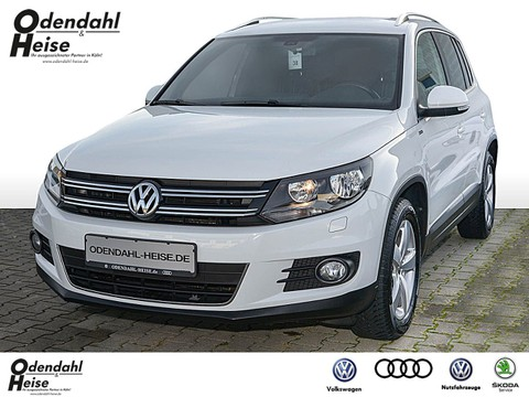 Volkswagen Tiguan 1.4 l TSI