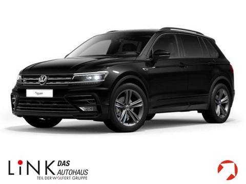 "Volkswagen Tiguan 2.0 TDI Highline (240 ) R-Line ""Black-Style"""